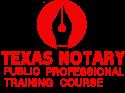 Texas Notary Public Training Academy Logo